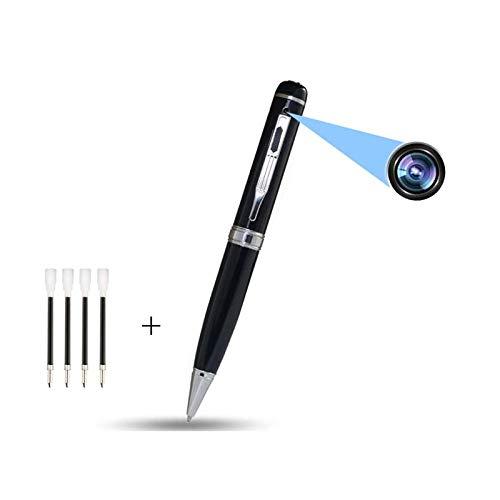 Spy Cameras Pen Hidden Mini Camera Spy Pen Video Recorder with audio Portable Safety Surveillance Camera Spy Cam Office/Meeting Secret Record