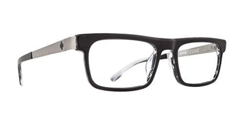 Spy Optic Clive 573355847000 Eyeglass Frame Black Horn/gunmetal 53mm
