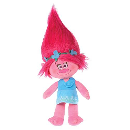 DreamWorks Trolls Poppy Hug 'N Plush Doll 30cm