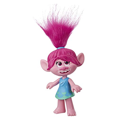 DreamWorks Trolls World Tour Superstar Poppy Doll, Sings Trolls Just Want to Have Fun, Singing Doll, Toy for Kids 4 and Up