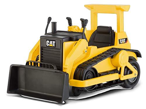 Kid Trax Caterpillar D9 Bulldozer Toddler Ride On Toy, 12 Volt Battery, 3-5 Years, Max Rider Weight of 55 lbs, Single Rider, D9 Bulldozer,KT1136