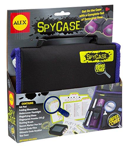 Alex Undercover Spy Case Detective Gear Set Kids Spy Kit