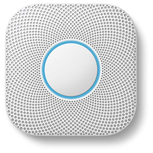 Google Nest  Protect 2nd Generation Smoke + Carbon Monoxide Alarm (Wired), White