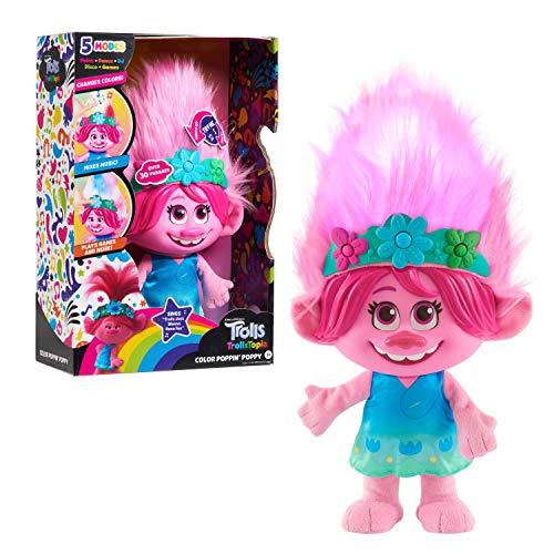 JP Trolls JPL65310 Flair Trolls World Tour Colour Poppin' Poppy, Multicolour