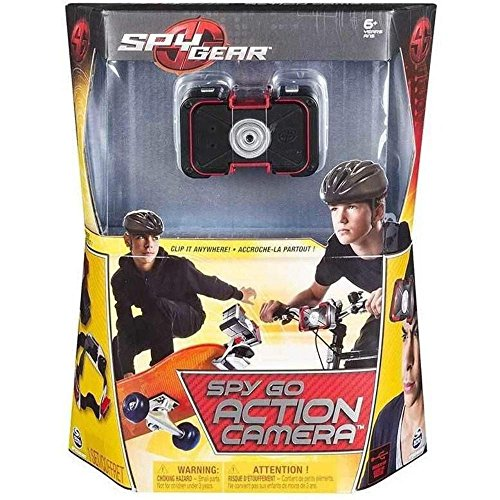 Spy Go Action Camera (Styles Vary)