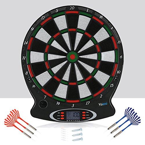 Dart Board Electronic Dartboard Darta Utomat Dartboard with 6Darts