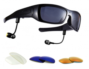 Bluetooth Sunglasses with Camera
