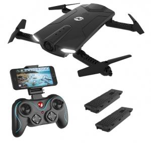 Drone with 720P HD Wi-Fi Camera Live