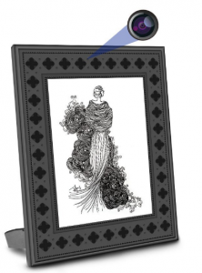 Picture Frame Camera