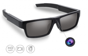 Sunglasses with Mini Camera