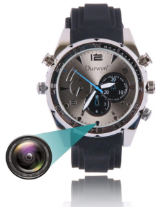 ZFLTEI Portable HD 1080P Watch Camera