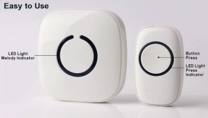 wireless doorbell home gadgets
