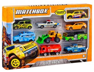 Car collection toy