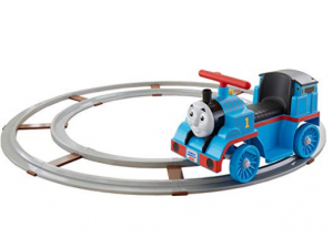Children train toy