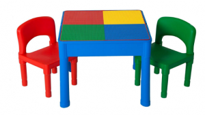 chair table set for kids