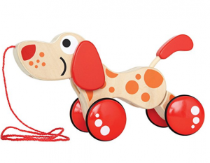 child puppy toy