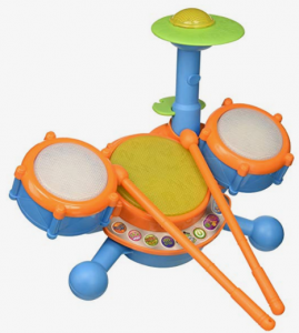 drum set toy for kid