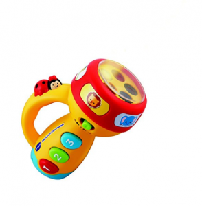 flash light toy for child