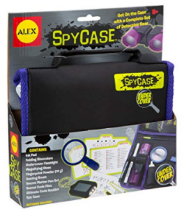 spy gear detective set