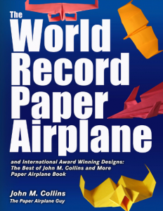 world record paper plane
