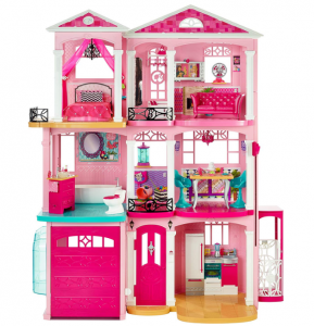 Barbie dream house for girls