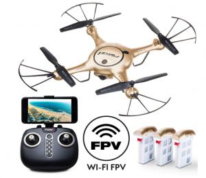 RC drone camera