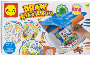 alex drawing kit for child
