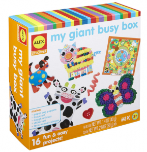 busy box for kids