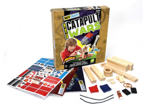 catapult toy for child