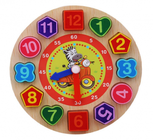 clock for child