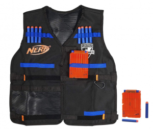 dart vest for child