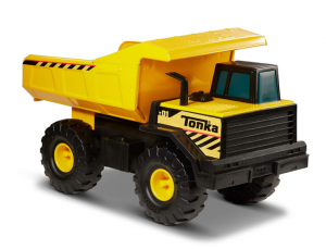 dump truck toy for child