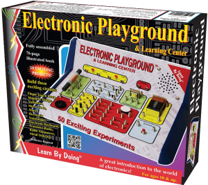 electronics playgroud for child