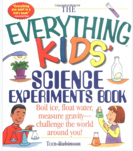 experiment book for kids