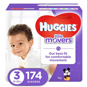 huggies diapers for child