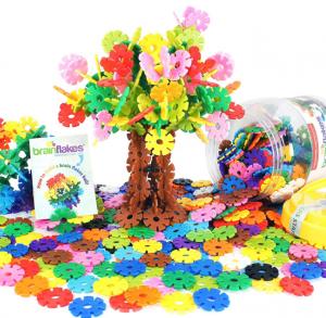 interlocking toys for child