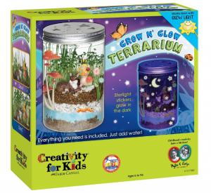 kids grow jar