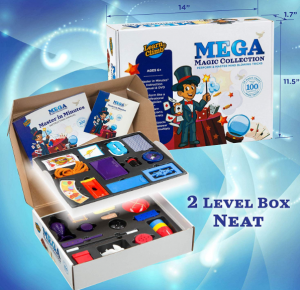 magic tricks kit for child