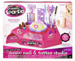 nail designing kit for girls
