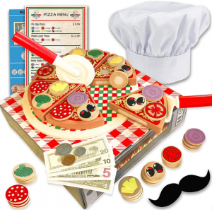 pizza kit toy for kids