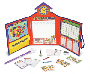 play school set for child