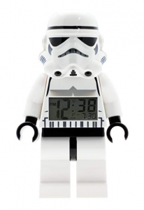 robot alarm clock for child