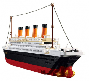 titanic building blocks