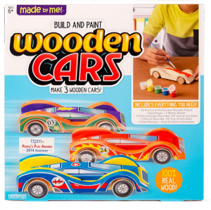 wooden cars for child
