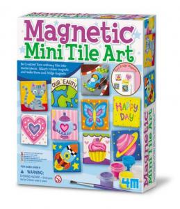 megnatic art kit for child