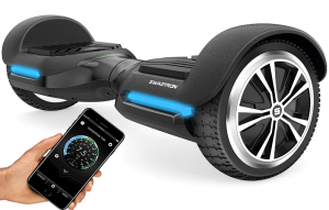 mobile control hoverboard