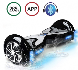 waterproof hoverboard for child