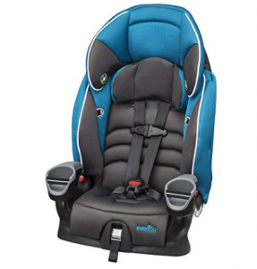 Booster Car Seat Thunder