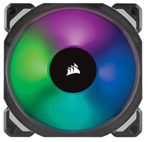 Magnetic Levitation RGB LED PWM Fan
