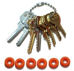 Padlock 8 Key Set Original